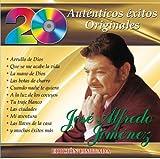 20 Auténticos Éxitos Originales - José Alfredo...