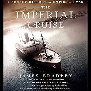 The Imperial Cruise audiobook cover art