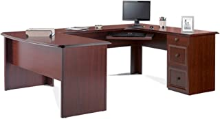 Best realspace broadstreet contoured u shaped desk Reviews