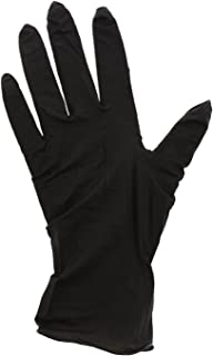 AmerCare Black Rhino Powder Free Nitrile Gloves, Large, Case of 1000