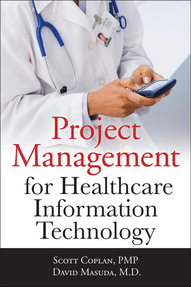 Download Project Management For Healthcare Information Technology 