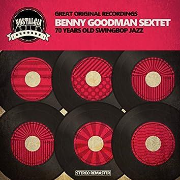 70 Years Old Swingbop Jazz