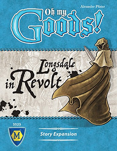 Mayfair Games Oh my Goods: Longsdale in Revolt - English
