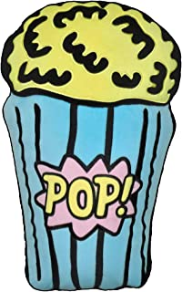 iscream Popcorn Scented Pop! Popcorn Tub Shaped Embroidered Accent 17