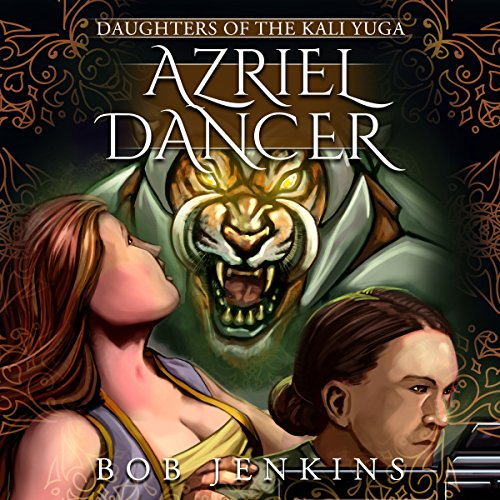 Azriel Dancer audiobook cover art