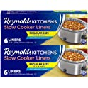 "Reynolds 13""X21""Kitchens Slow Cooker Liners (2 Packages of 6 Liners)"