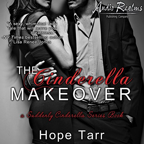 The Cinderella Makeover audiobook cover art