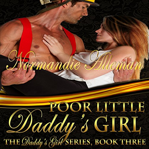 Poor Little Daddy's Girl audiobook cover art