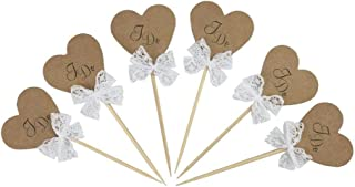 i do cupcake toppers