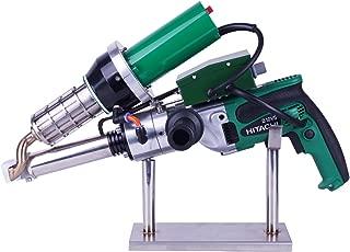 LESITE Handheld Plastic Welding Extruder Extrusion Gun for HDPE PP PVDF (LST600B)