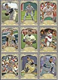 2012 Topps Gypsy Queen Baseball Series Complete Mint Hand Collated Basic 300 Card Set. Loaded with Your Favorite Stars and Hall of Famers Including Babe Ruth, Mickey Mantle, Sandy Koufax, Jackie Robinson, Roberto Clemente, Ty Cobb, Roger Maris, Lou Gehrig, Cal Ripken Jr., Nolan Ryan, Derek Jeter, Albert Pujols and Many Others by Baseball Card Set -