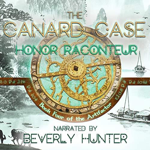 Couverture de The Canard Case