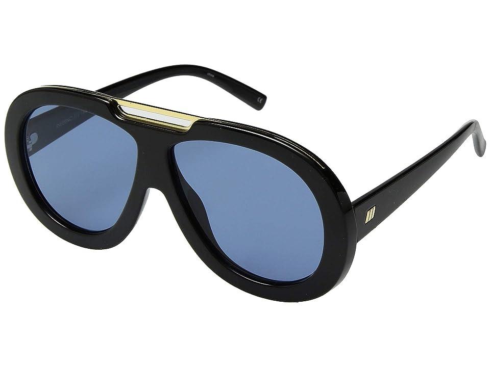 Le Specs Inferno (Black) Fashion Sunglasses