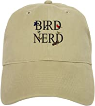 CafePress Bird Nerd Baseball Cap