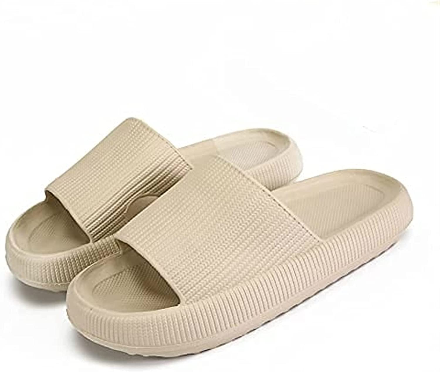 Slippers for Women and Men Non-Slip Fort Worth Mall So Toe Open Foam low-pricing Comfortable