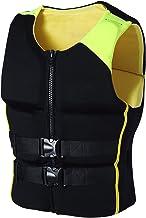 Life Jacket Vest, Water Duoyancy Pak, Zomer Draagbare Neopreen Flood Control Duoyancy Katoenen Vest Unisex Voor Water Spor...