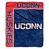 Northwest University of Connecticut UCONN Huskies 50x60 inch Blanket Throw