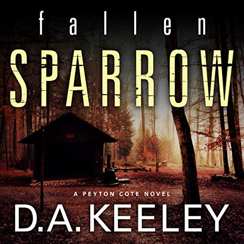 Fallen Sparrow audiobook cover art