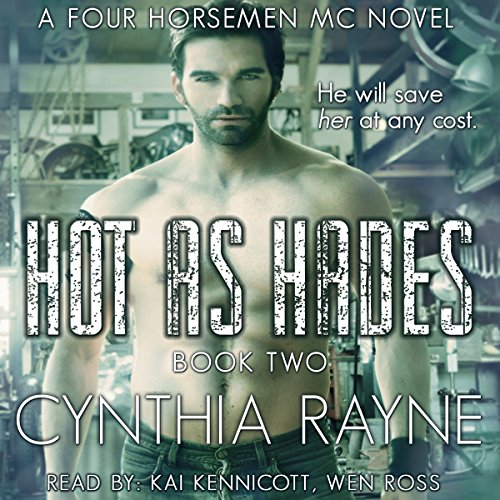 Hot as Hades cover art