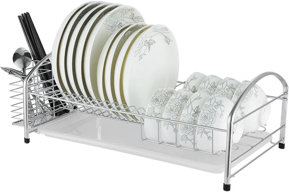 GXT Manufacturer regenerated product 304 Stainless Steel Kitchen Direct stock discount Rack Racks Drain Dish