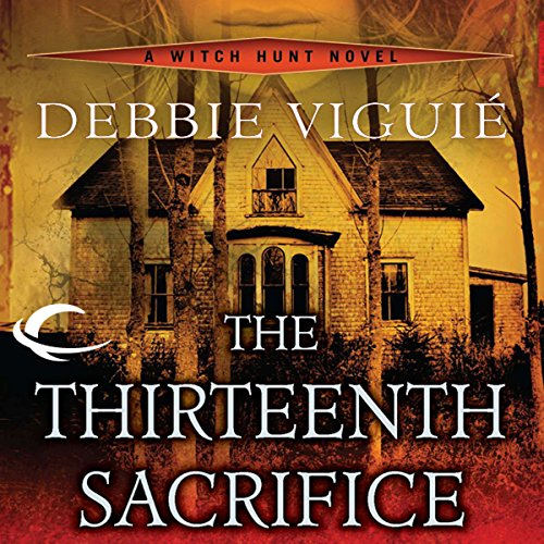 The Thirteenth Sacrifice audiobook cover art