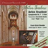 Anton Bruckner: Sinfonie No. 7, Große Orgel, St. Marien zu Lübeck (Organ Version)