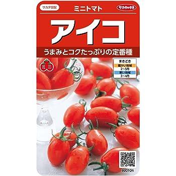 サカタのタネ 実咲野菜0104 アイコ ミニトマト 00920104