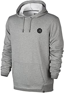 Men's Dri-Fit Disperse Pullover Fleece Hoodie Sweatshirt