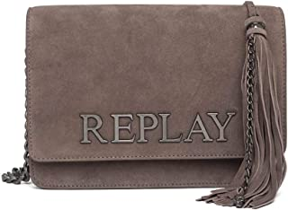 Replay Women's Shoulder Bag Leather