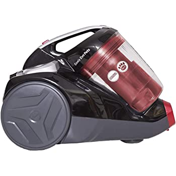 Turbo Power Bagless Cylinder Vacuum