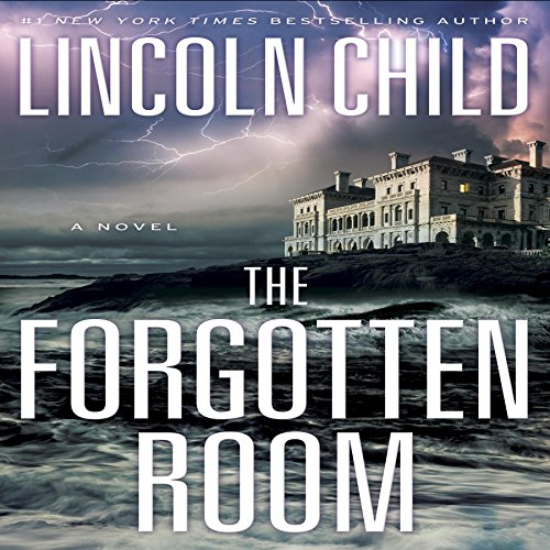 The Forgotten Room audiobook cover art