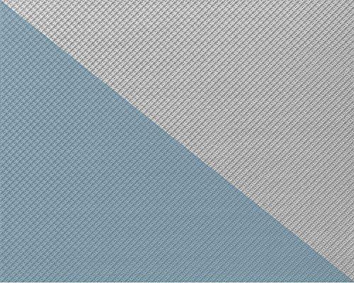 Struktur Vliestapete Streichbar EDEM 330-60 XXL Tapete mit geometrische Netz-Struktur zum streichen maler weiss 26,50 qm