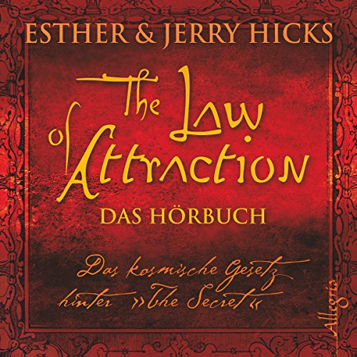 The Law of Attraction audiobook cover art