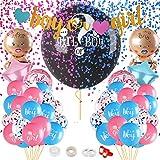 Herefun Baby Shower Party, Baby Shower Decoración, Niño o