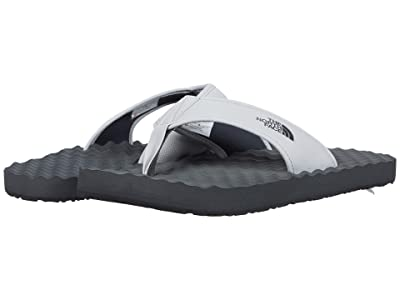 The North Face Base Camp Flip-Flop II (Micro Chip Grey/Dark Shadow Grey) Men