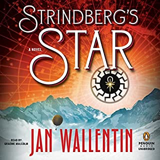 Strindberg's Star audiobook cover art