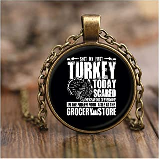 turkey hunting necklace