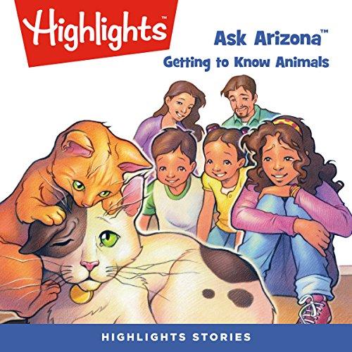 Ask Arizona: Getting to Know Animals copertina