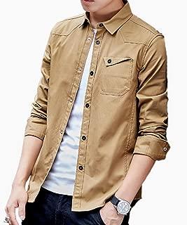 (アーケード) ARCADE シャツジャケット 長袖 カジュアル コットン シャツ 春 秋 冬 大人 シャツ メンズ M L XL 2XL