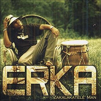 Zakalakatélé'man album (1er album solo)