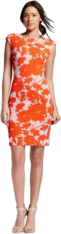 Julia Women's Floral Sheath Dress
