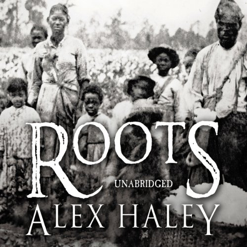 Roots audiobook cover art