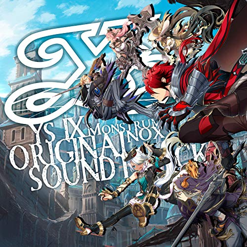 Ys IX -Monstrum Nox- Original So...