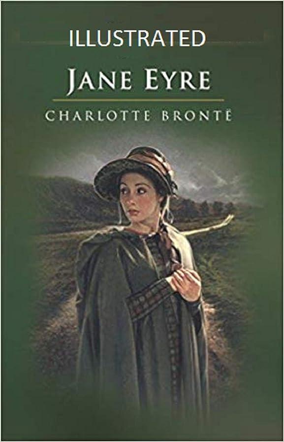 たっぷり声を出して棚Jane Eyre Illustrated (English Edition)