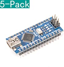 Youmile 60PCS Tornillo Bloque de terminales Conector Montaje en PCB KF301 2//3//4 PIN Paso 5mm Para Arduino Con destornillador Phillips