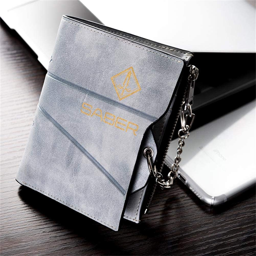 MEIBRI Anime FGO Fate Grand Order Folded Wallet Cosplay Purpse