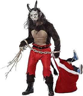 Men's Krampus the Christmas Demon