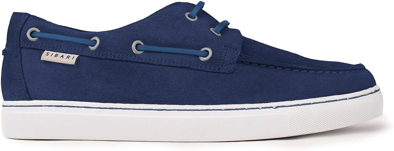 Sibari Men's Boat shoes bluee bluee