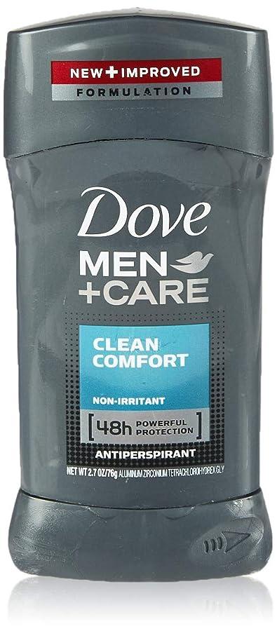 Dove Men +Care Invisible Solid Deodorant, Clean Comfort (並行輸入品)