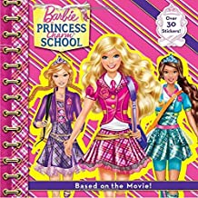 Princess Charm School (Barbie) (Pictureback(R))